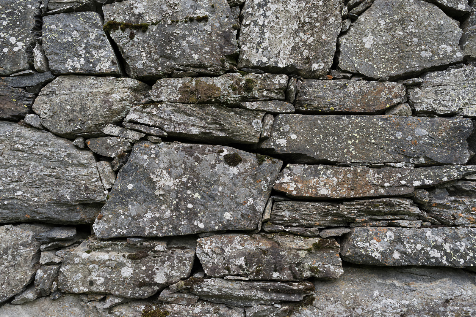 Old stone foundation. Texture of masonry